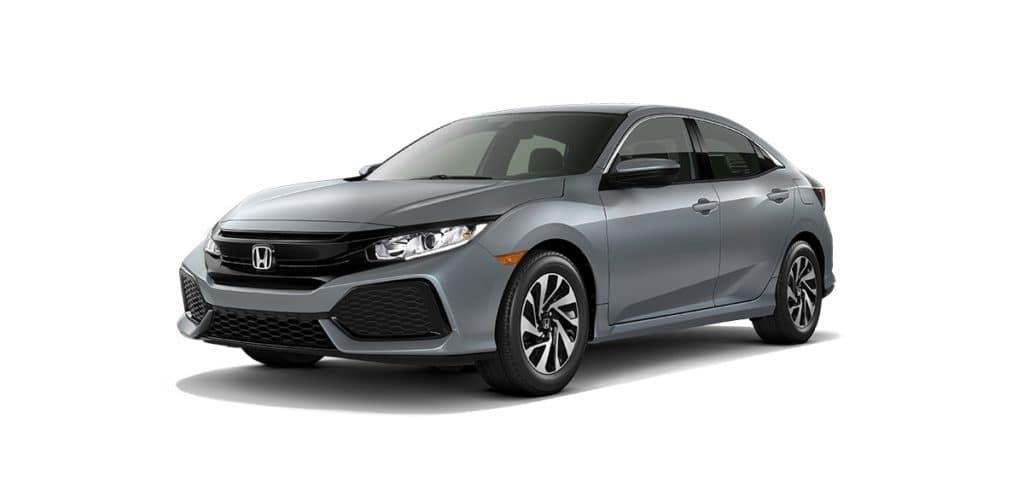 2018 Civic Hatchback CVT LX