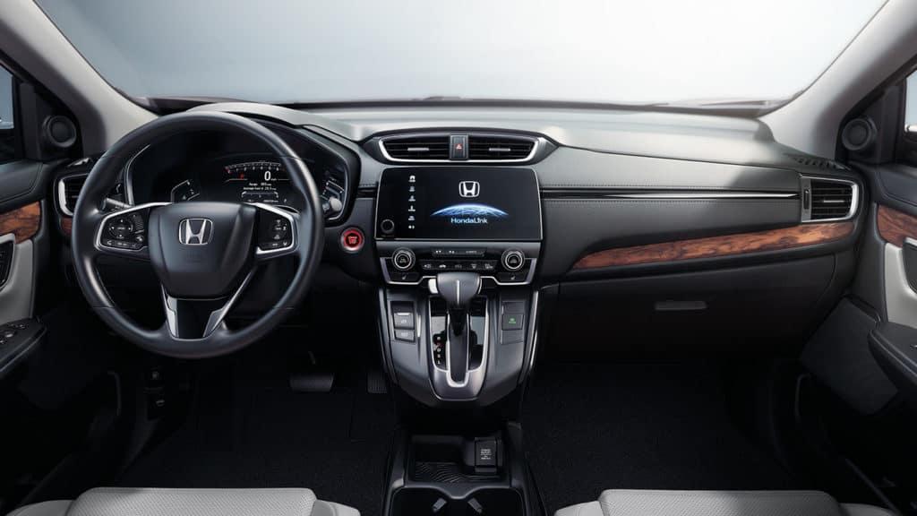 2018 Honda CR-V Infotainment