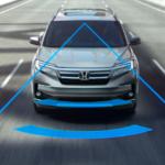 Honda Pilot Collision Mitigation Braking System