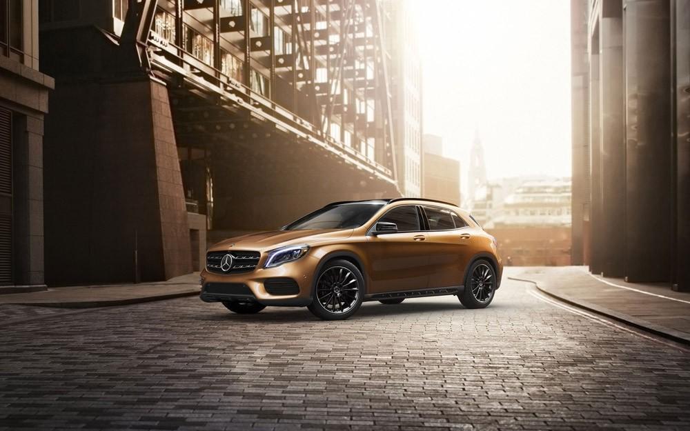 2019 Mercedes-Benz GLA SUV