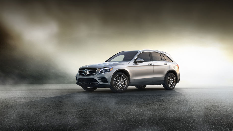 Get Acquainted With The 2018 Mercedes Benz Glc Suv Family