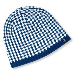 Checked Knit Cap