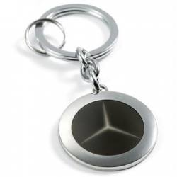 Glass Key Ring