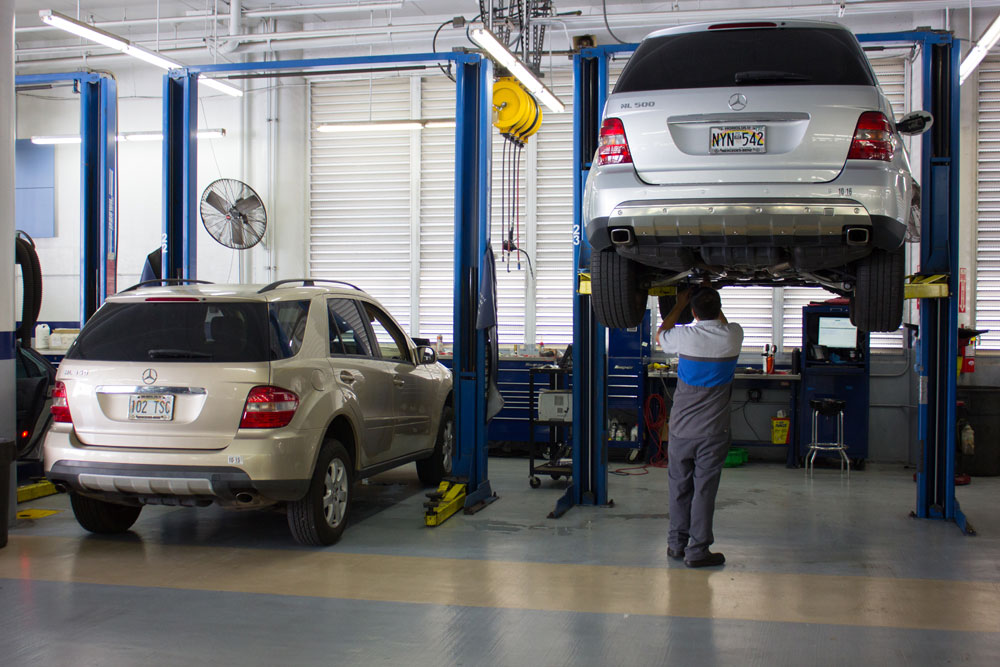 Only mercedes benz of honolulu offers certified service for Honolulu mercedes benz