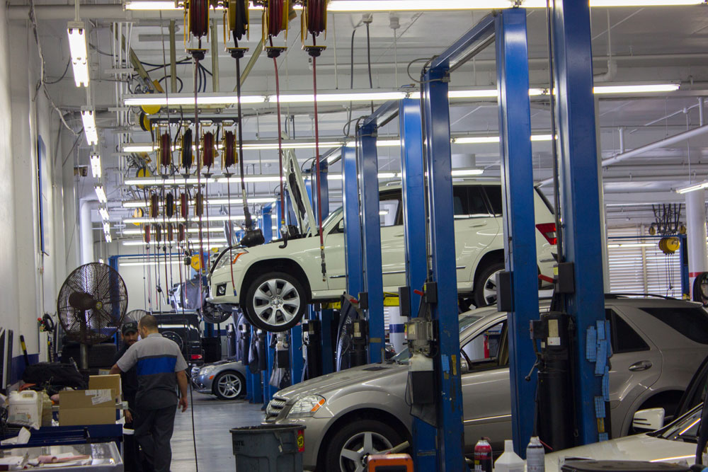 Only mercedes benz of honolulu offers certified service for Mercedes benz prepaid maintenance