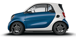2017 smart passion coupe