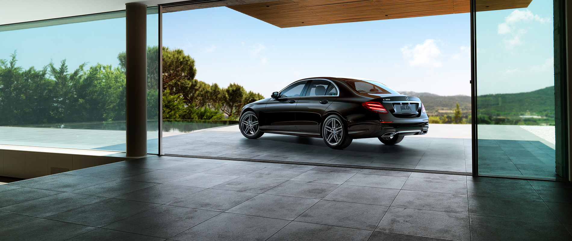 Explore The Techy Cabin Of The 2018 Mercedes Benz E 300 Sedan