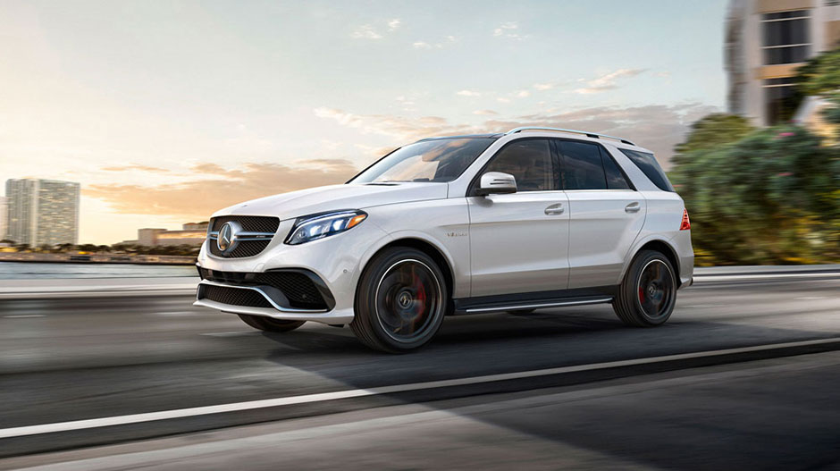 The overachieving 2018 mercedes benz gle suvs and coupes for Honolulu mercedes benz