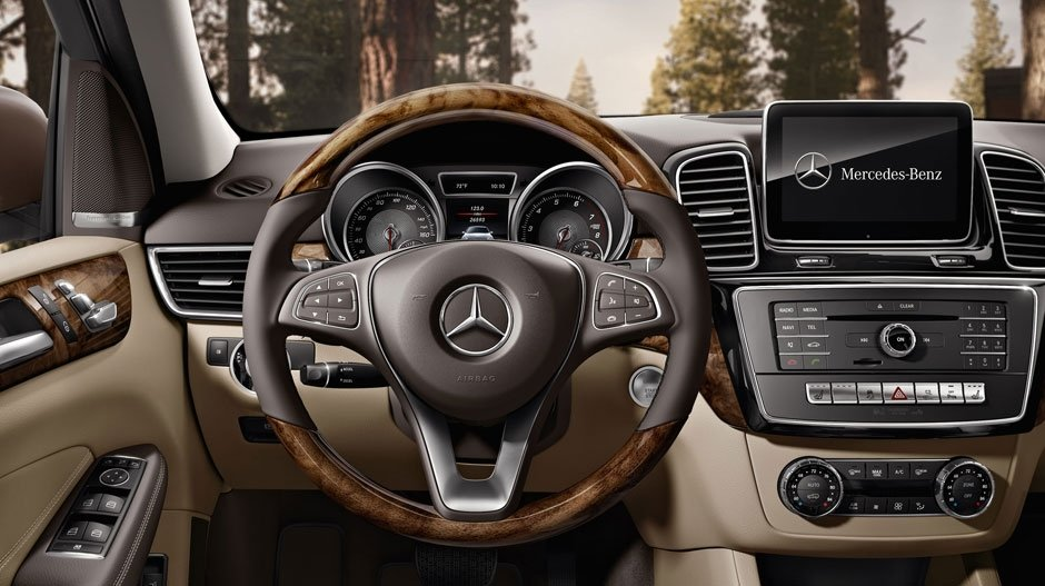 2017 Mercedes-Benz GLE 350