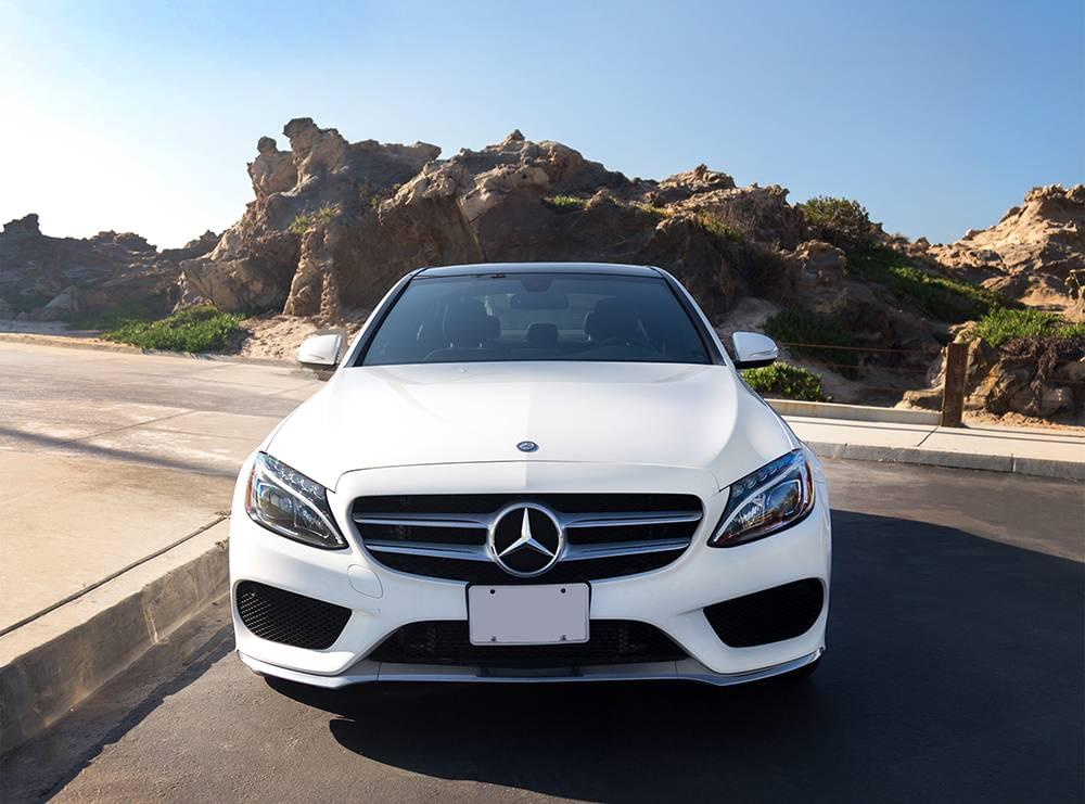 Sign and drive event 0 down c class mercedes benz of for Honolulu mercedes benz