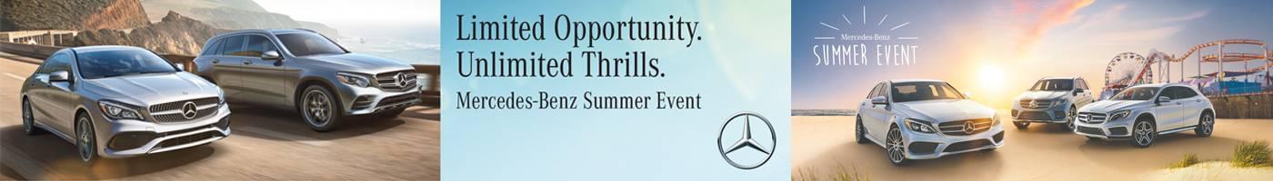 Summer Event Banner