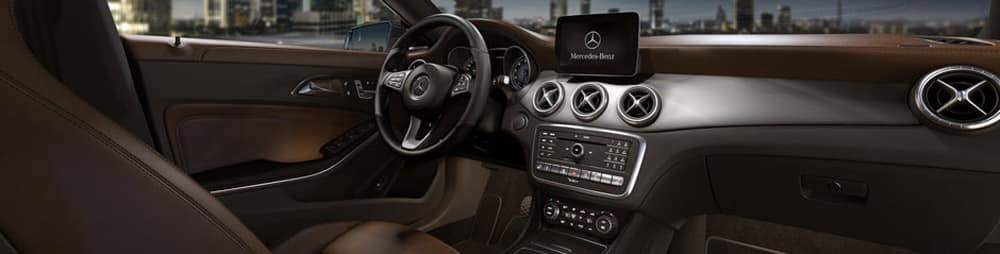 Preview The Interior Features Of The 2018 Mercedes Benz
