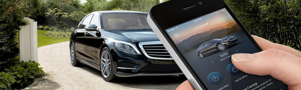 Mercedes mbrace