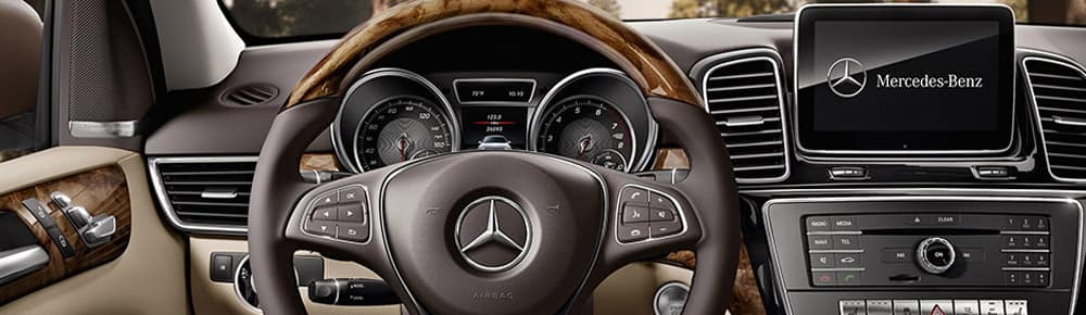 2018 Mercedes Benz GLE 350 Interior