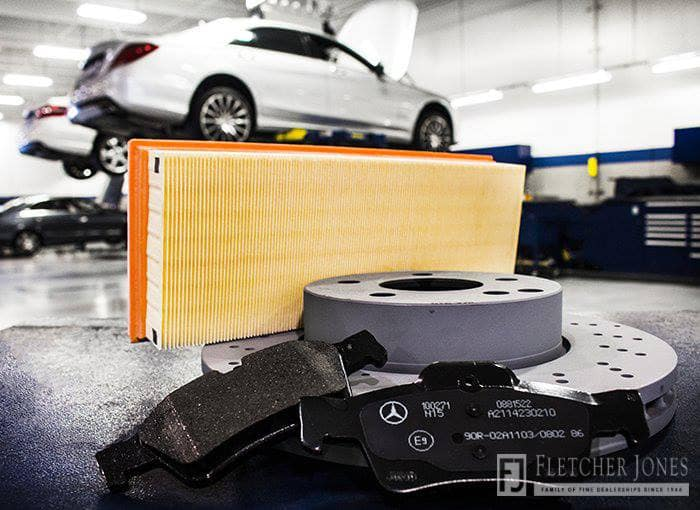 Brakes and Air Filter