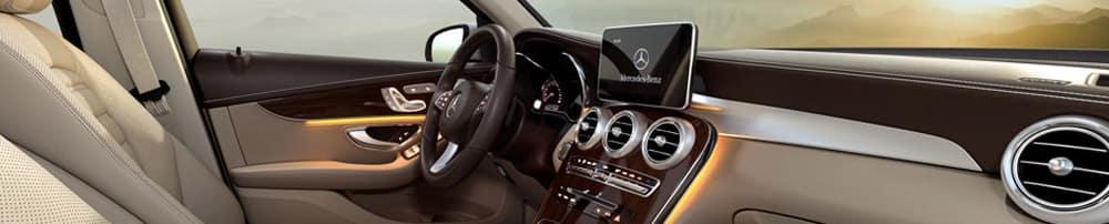 2018 Mercedes-Benz GLC 300 Interior