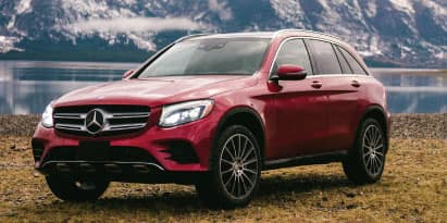 2019 GLC 300 Pre-Owned Executive Demo
