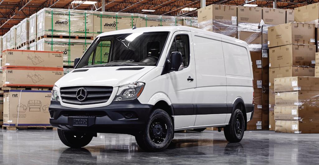 2018 Sprinter Cargo Van