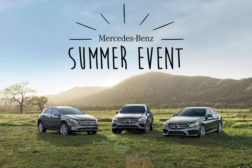 Mercedes Benz Summer Event >> You Ll Want To Soak Up This Summer Offer Mercedes Benz Of Honolulu