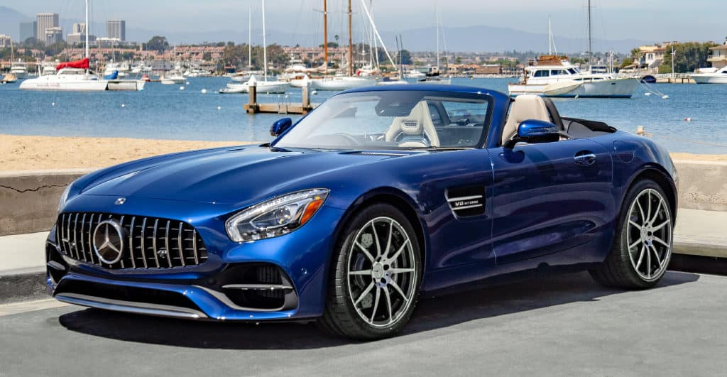 2018 AMG® GT Convertible