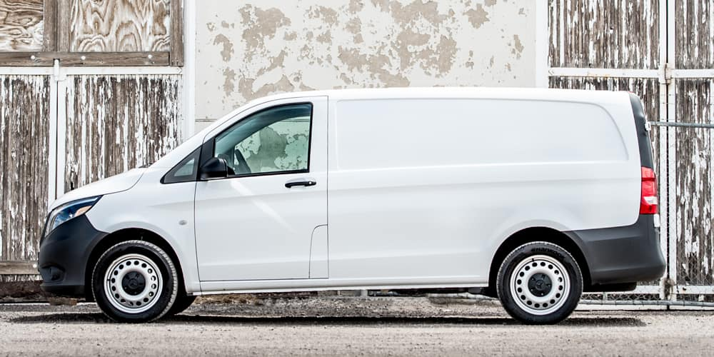 2018 Metris Vans Finance Rates
