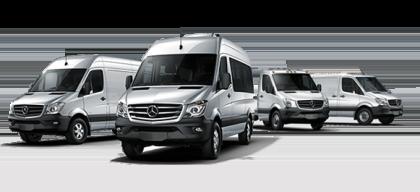 2017 Sprinter Van Finance Rates