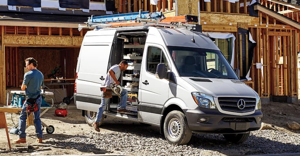 2018 Sprinter Van Finance Rates