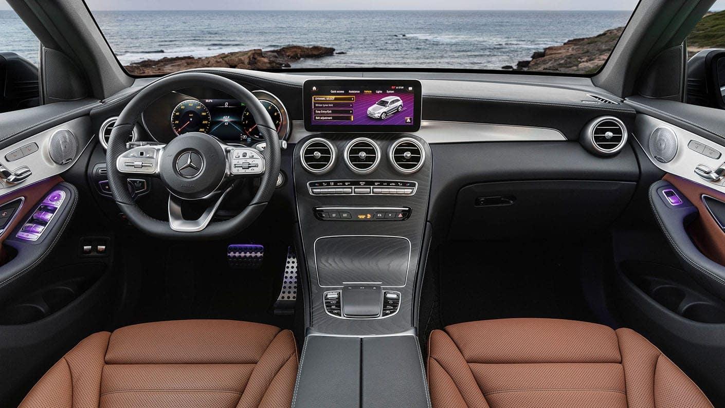 2020 GLC SUV