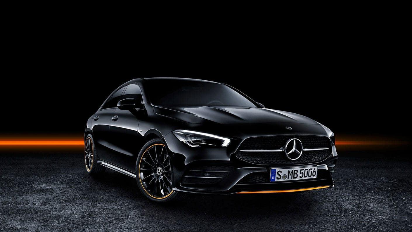2020 CLA Coupe