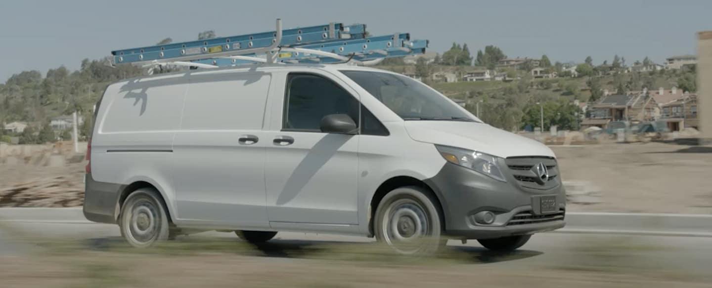 2019 Mercedes-Benz Metris Worker Cargo Van