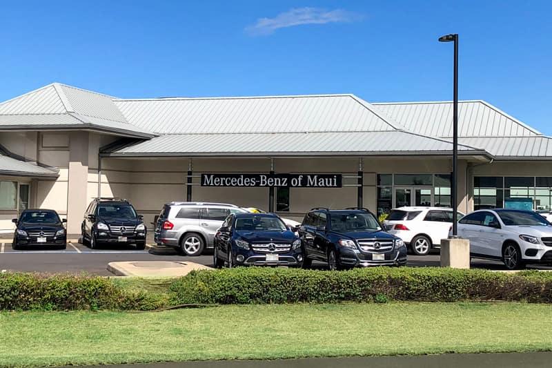 Mercedes-Benz of Maui