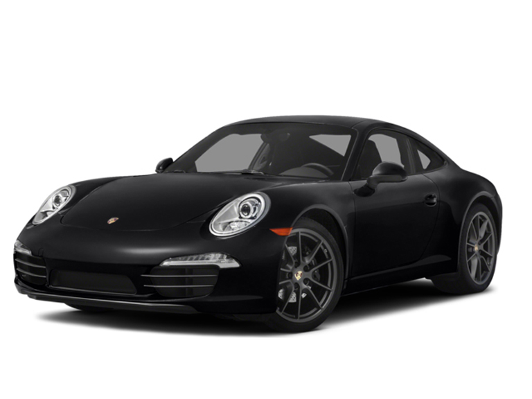 2017 911 Carrera Coupe
