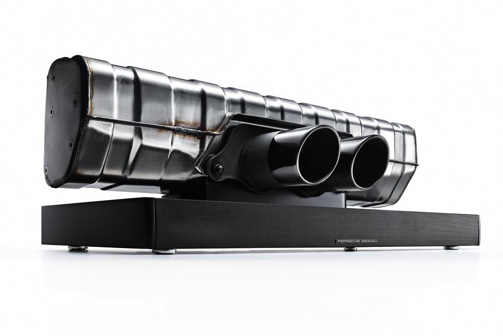 porsche design 911 sound bar