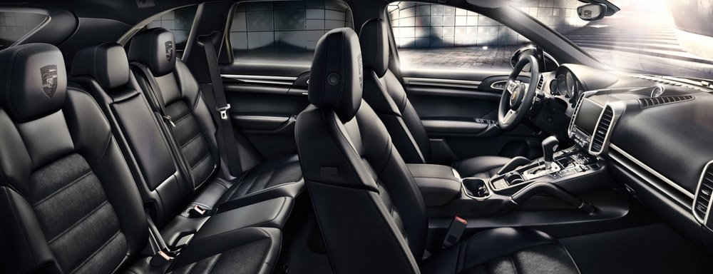 The porsche cayenne interior is your luxurious haven Porsche cayenne interior parts