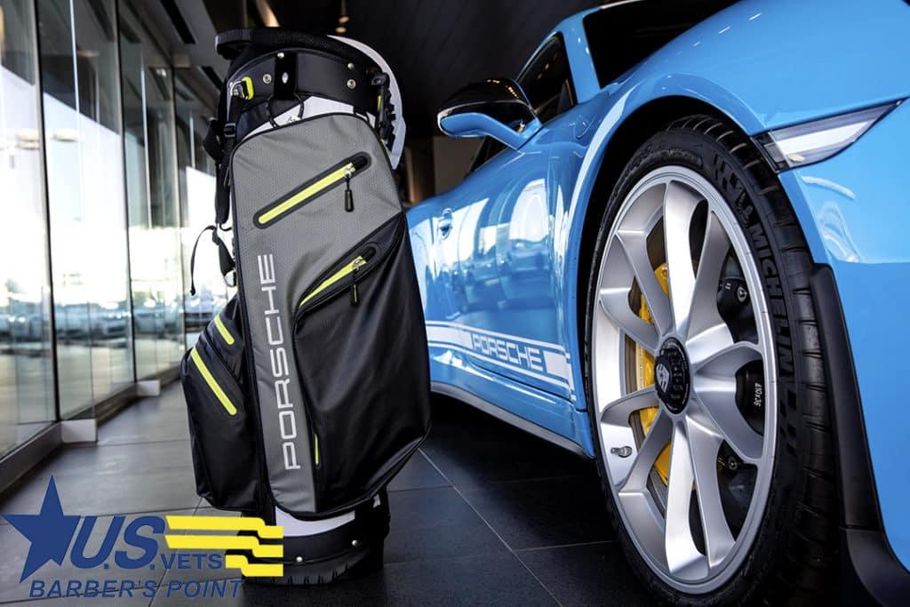 Porsche Golf Bag