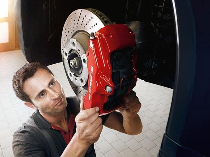 Porsche Macan Maintenance