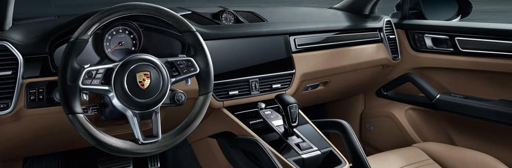 2019 porsche cayenne interior features design porsche hawaii Porsche cayenne interior parts