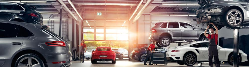 Porsche Oil Change