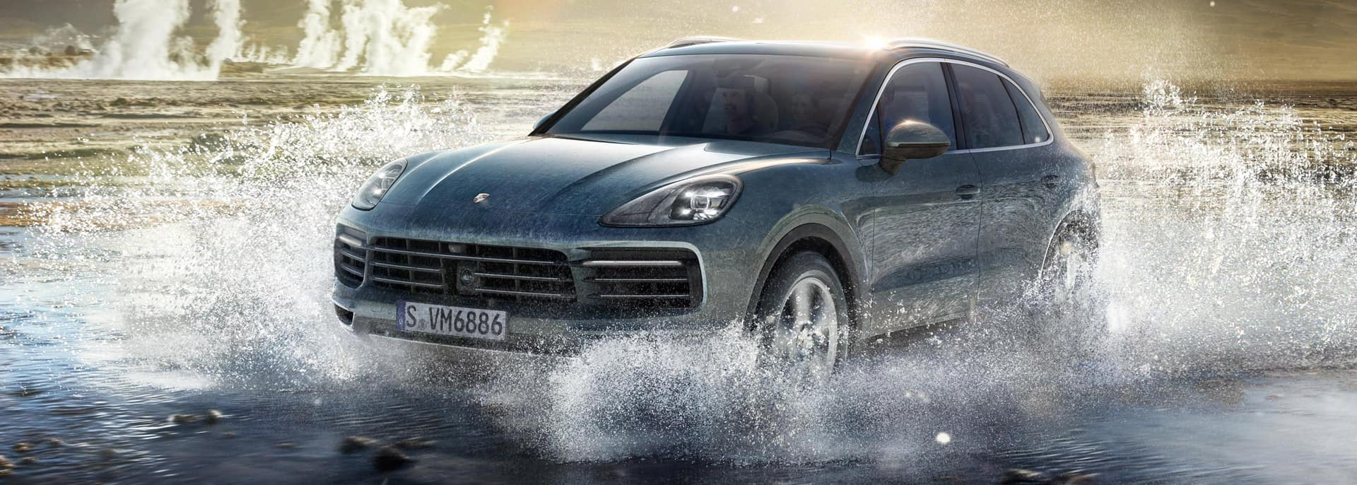 Compare The Porsche Cayenne Vs Audi Q Porsche Hawaii - Audi hawaii