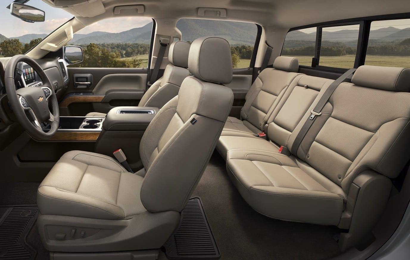 Chevy Silverado Interior | Franklin Chevy