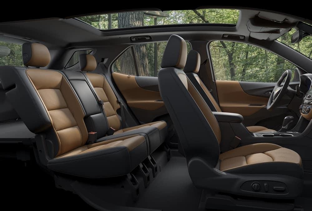 Chevrolet Equinox Interior Space