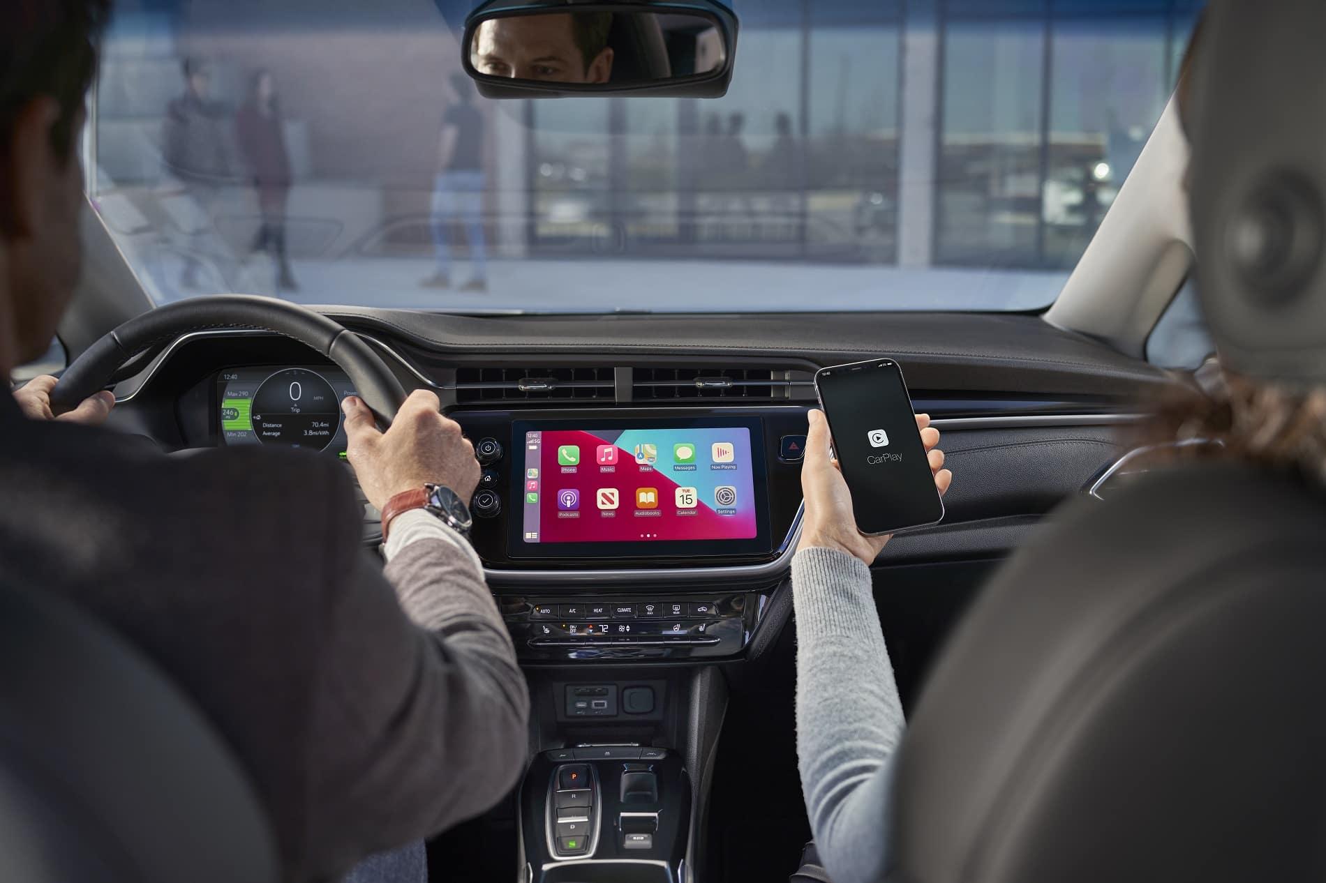 2022 Chevy Bolt EV Wireless Apple CarPlay®