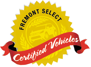 Fremont Certified Used Vehicles