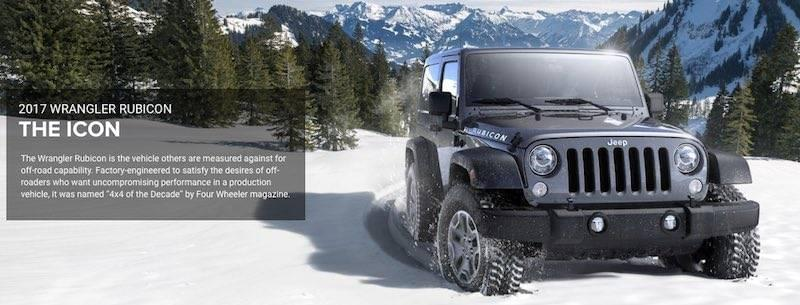 Jeep Wrangler Rubicon Hard Rock | Fremont Motor Company | Wyoming & Nebraska