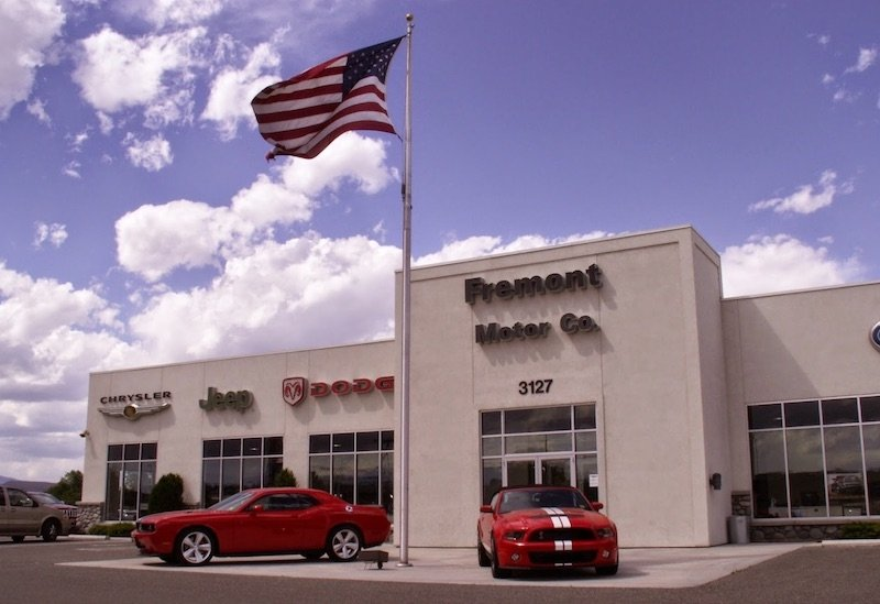 Fremont Motor Company | Fremont Motor Cody Dealership | Wyoming