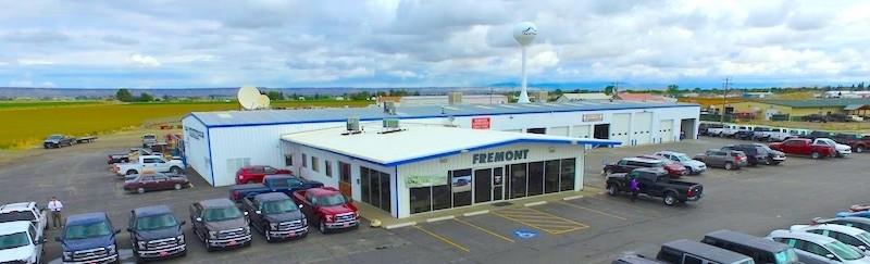 Wyoming Dealerships | Fremont Motor Powell Dealership Fremont Motor Company
