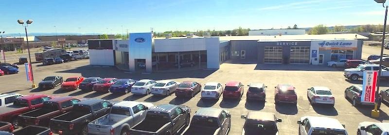 Wyoming Dealerships | Fremont Motor Riverton Dealership Fremont Motor Company