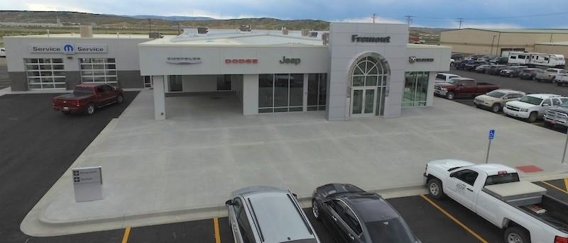 Fremont Motor Rocksprings Dealership Fremont Motor Company NY