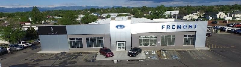 Fremont Motor Sheridan Dealership Fremont Motor Company Ford
