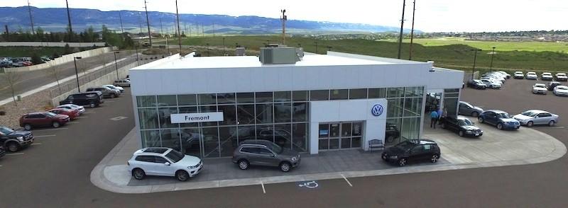 Fremont Volkswagen Casper Dealership Fremont Motor Company